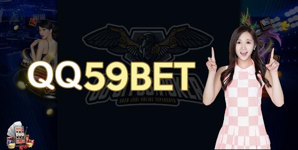 QQ59bet Situs Slot Judi Online Terbesar Se Asia 2020