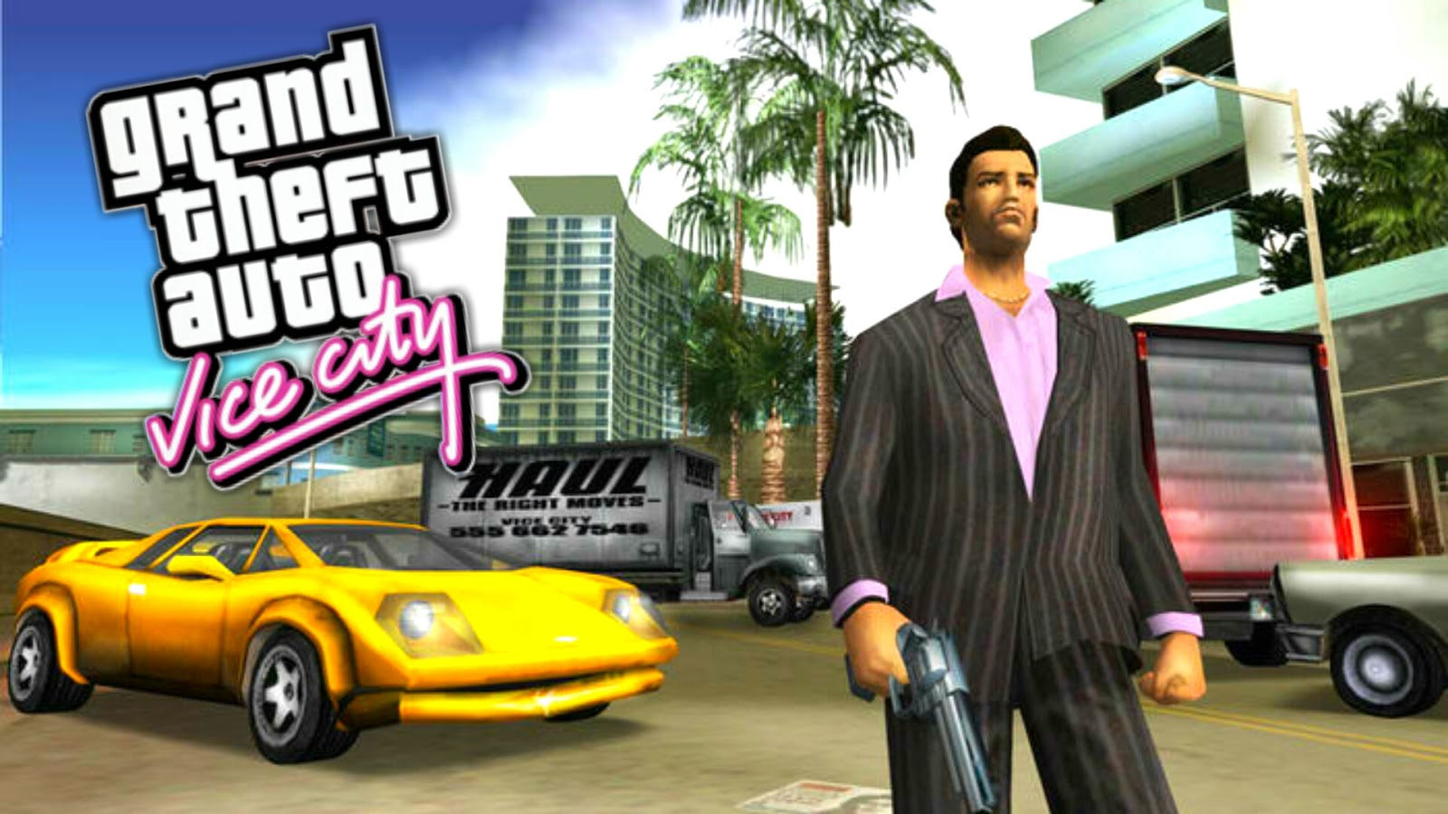 [200MB] GTA VICE CITY HIGHLY COMPRESSED FOR ANDROID ...