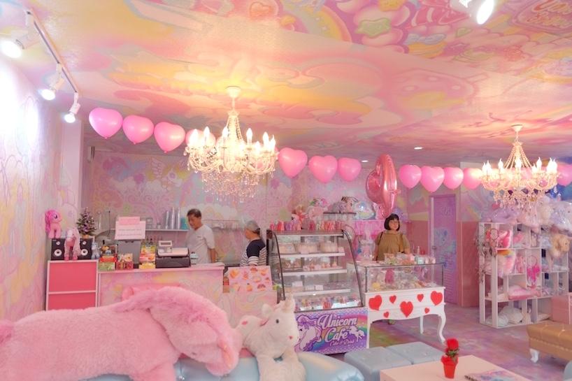 Unicorn Cafe Bangkok Thailand Chanwon Com Travel