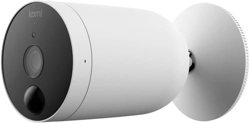 Review YI Kami 1080P WiFi Outdoor Security Camera