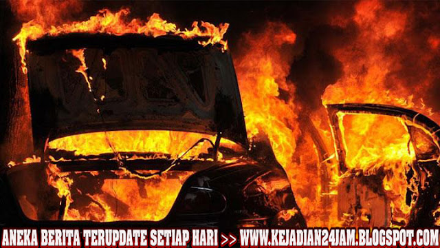 Seorang Pengusaha Tempat Hiburan Malam Di Medan Tewas Terbakar Dimobilnya