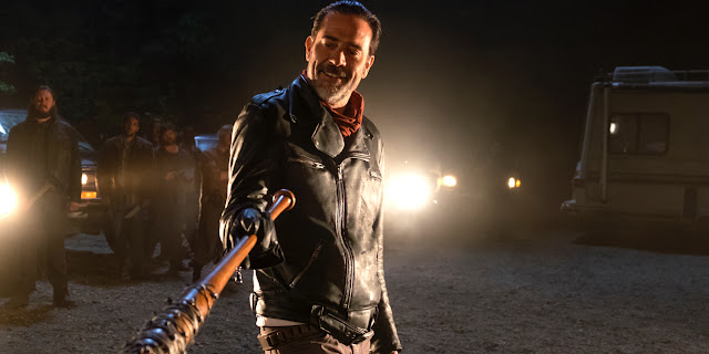 Negan de 'The Walking Dead'