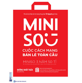 Miniso - Cuộc Cách Mạng Bán Lẻ Toàn Cầu ebook PDF EPUB AWZ3 PRC MOBI
