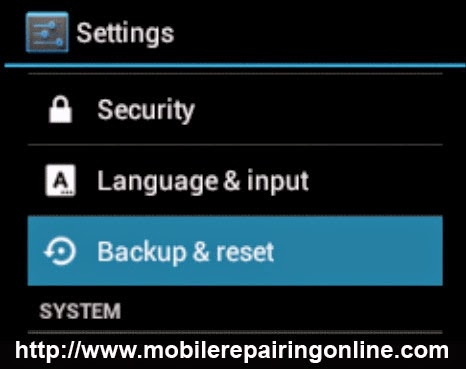 How to Hard Totally reset Samsung S3 Clear Storage space Reset