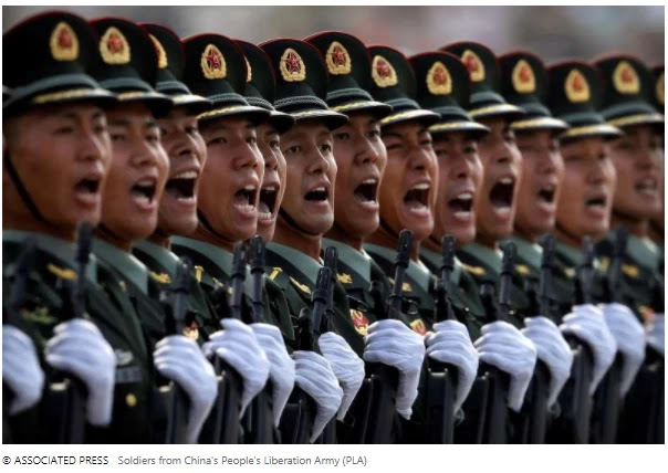 China competes with US over Kenya military base claim