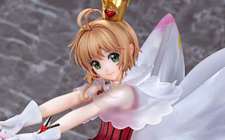 Sakura Kinomoto Rocket Beat ver. de Card Captor Sakura, Wings.