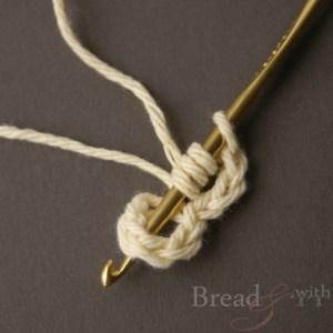 Como fazer flores de crochê simples passo a passo