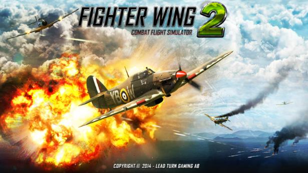 Download FighterWing 2 Flight Simulator v2.74 Mod Apk Terbaru