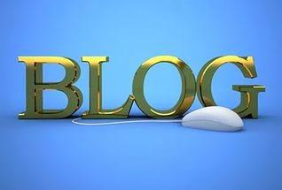Cообщение в блоге, настройки,