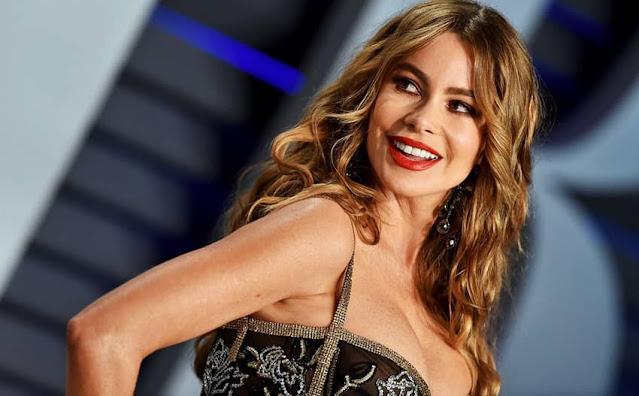 Sofía Vergara, la actriz mejor pagada del mundo en el 2020, según la revista Forbes