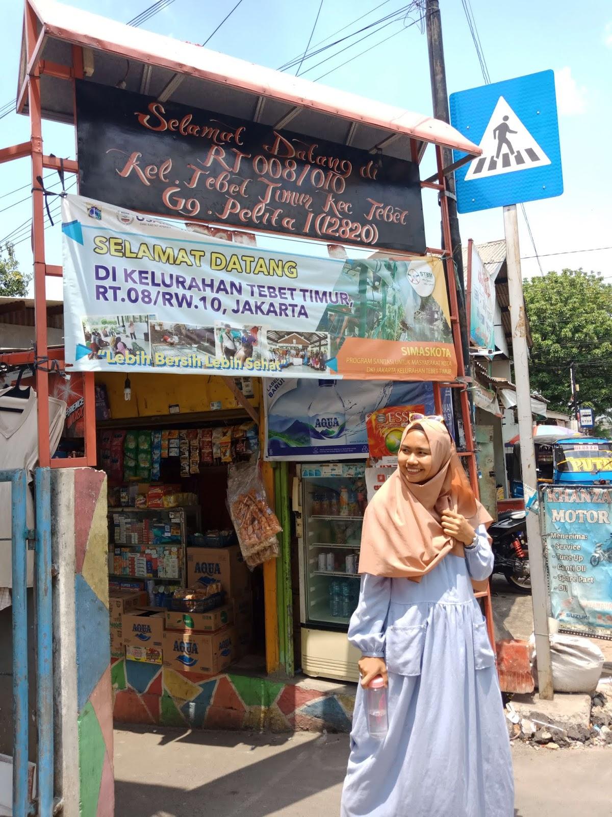 Sanitasi Aman Untuk SDM Indonesia Unggul