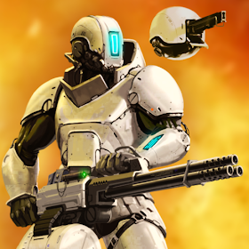 Download MOD APK CyberSphere: TPS Online Action-Shooting Game Latest Version