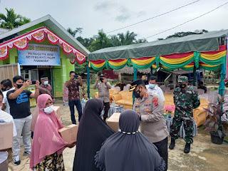Kampung Tangguh Anti Narkoba Launching di Aceh Timur