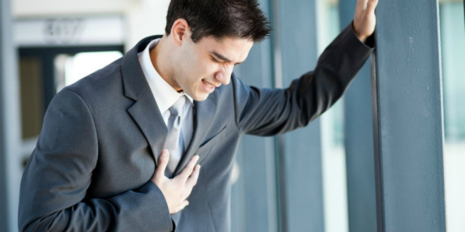 Penyebab Serangan Jantung Secara Mendadak
