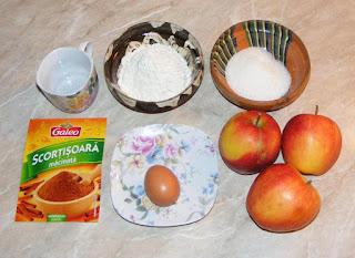 retete cu mere, retete in aluat pane, ingrediente necesare pentru mere pane, retete,