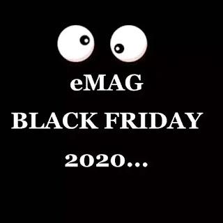 emag black friday 2020 catalog reduceri oferte promotii cand incepe