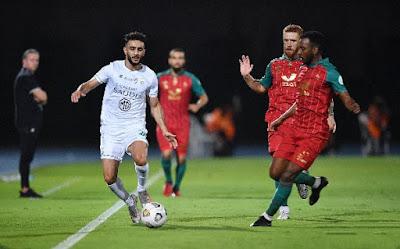 ملخص اهداف مباراة الاتفاق والاهلي (2-1) الدوري السعودي