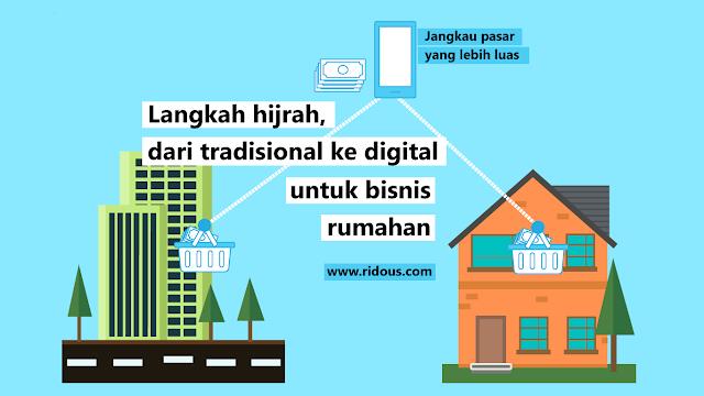 Langkah kecil yang bisa dilakukan pelaku bisnis rumahan untuk berhijrah dari tradisional ke digital