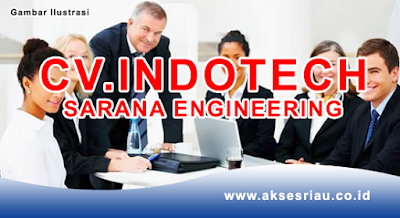 CV. Indotech Sarana Engineering Pekanbaru