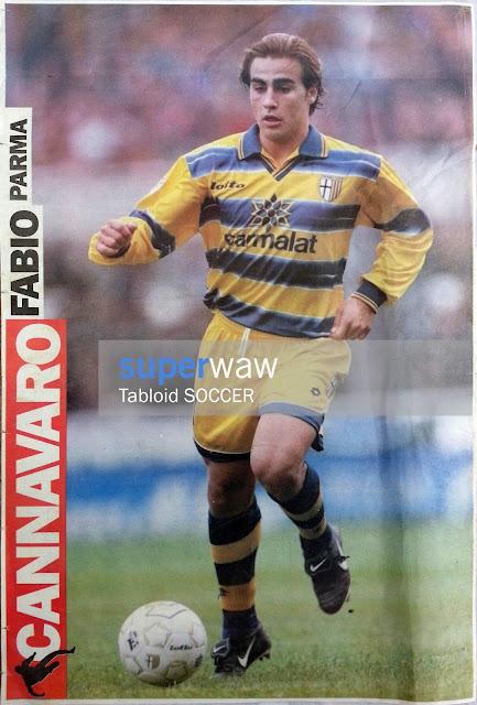 Fabio Cannavaro (AC Parma 1998)