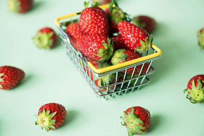 5 Manfaat Stawberry Untuk Infused Water