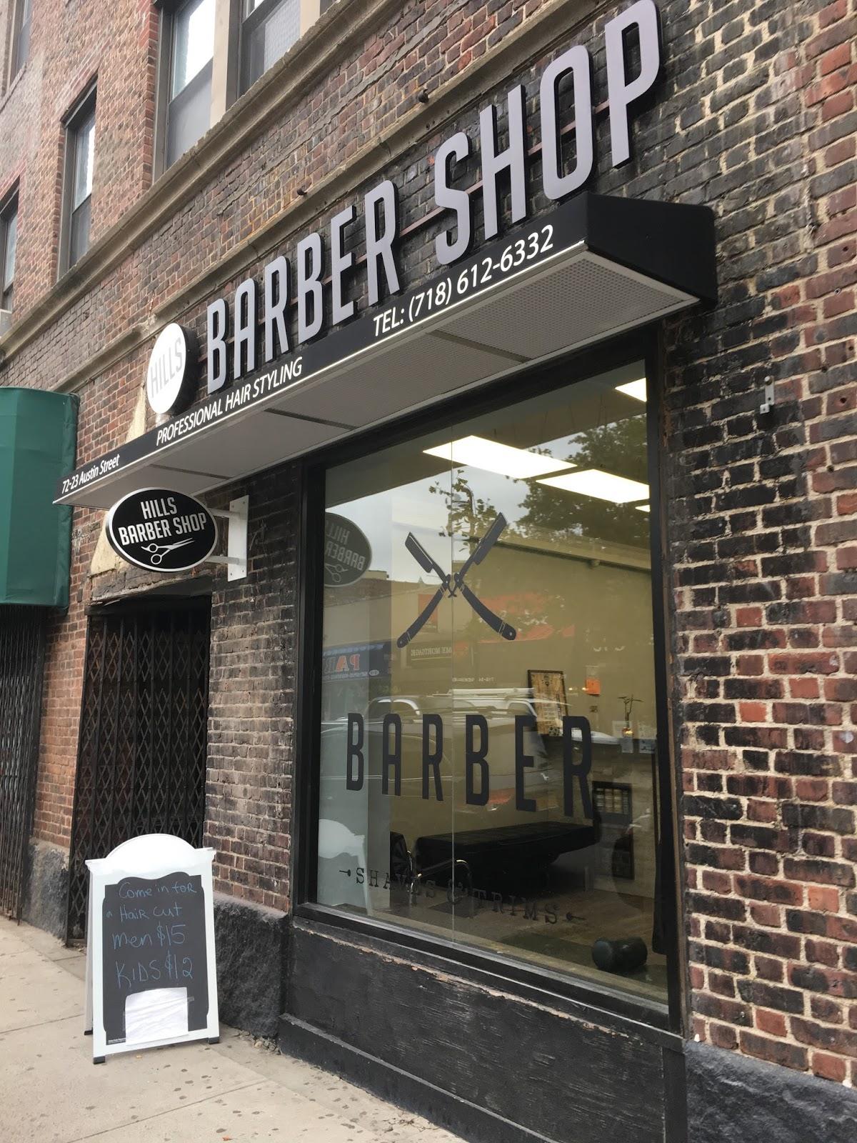 Edge Of The City Hills Barber Shop