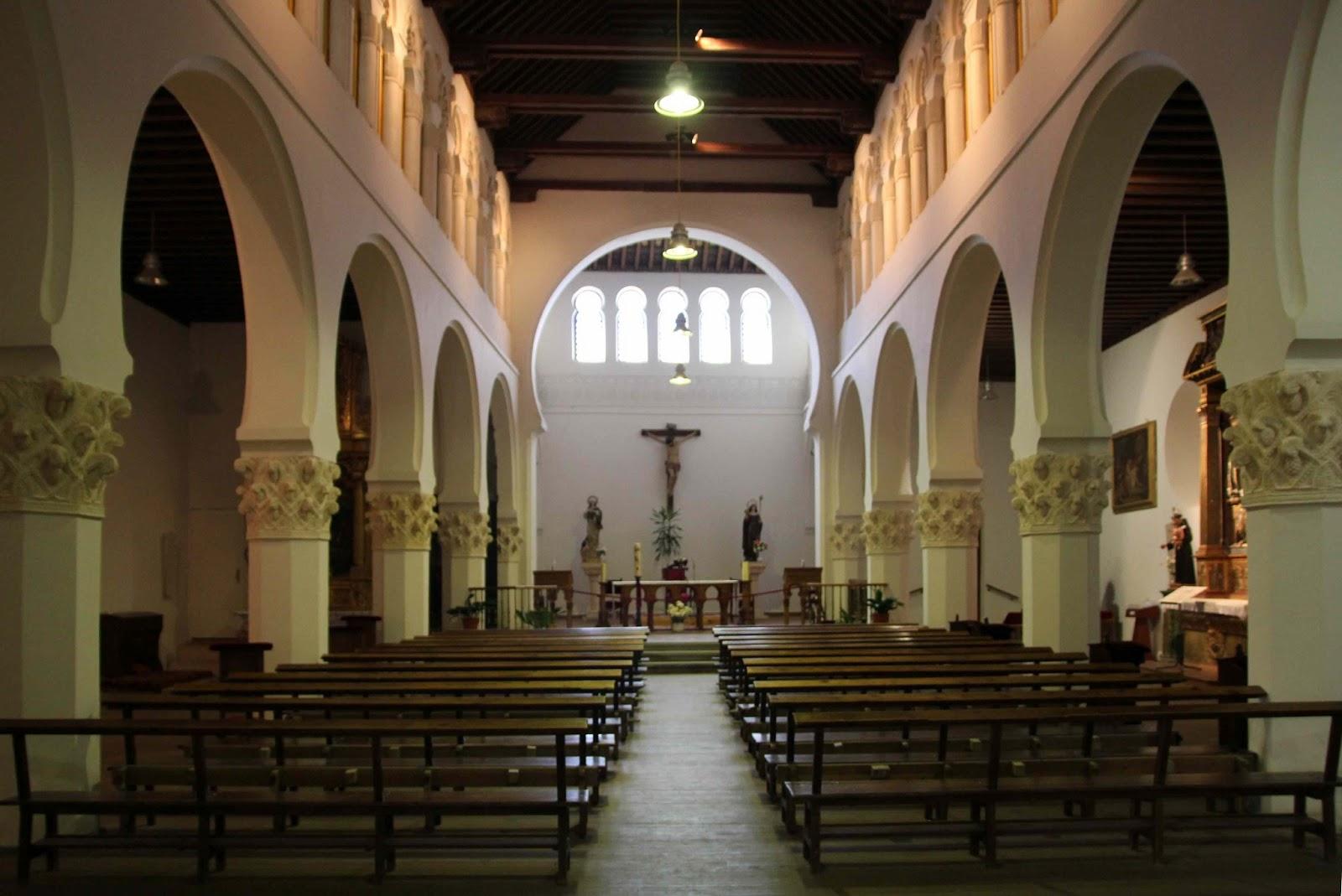 Resultado de imagen de iglesia del corpus christi segovia