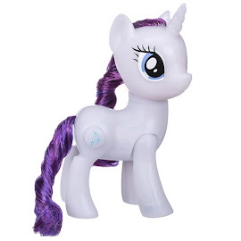 MLP Shining Friends Rarity Brushable Pony