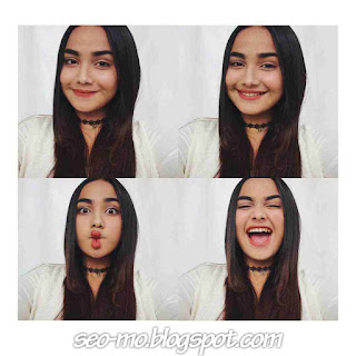 Foto Lucu Syifa Hadju - Selfie Photo