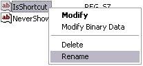 Cara Menghilangkan Shortcut Pada Icon Desktop PC