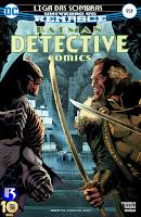 DC Renascimento: Detective Comics #954