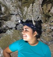 lanterna caverna buraco das araras formosa goias