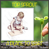 Top Sprout  A.G. With Optional Twist... Challenge d'Avril