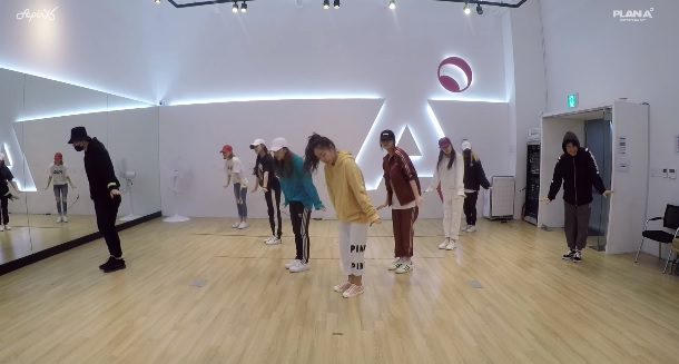 APINK Dancing To BTS' Fire Is The Best Thing You See On
