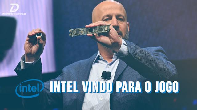 Intel anuncia sua primeira GPU dedicada, a DG1, na CES 2020