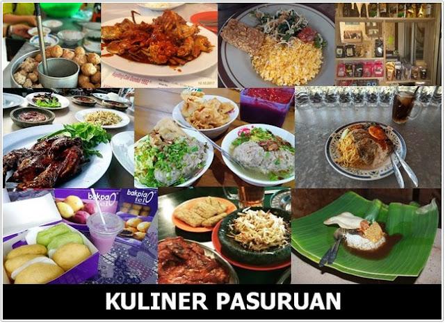 10 Top Kuliner Pasuruan