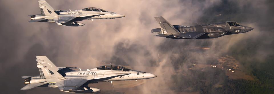 США схвалили продаж Фінляндії літаків F-35 та F/A-18