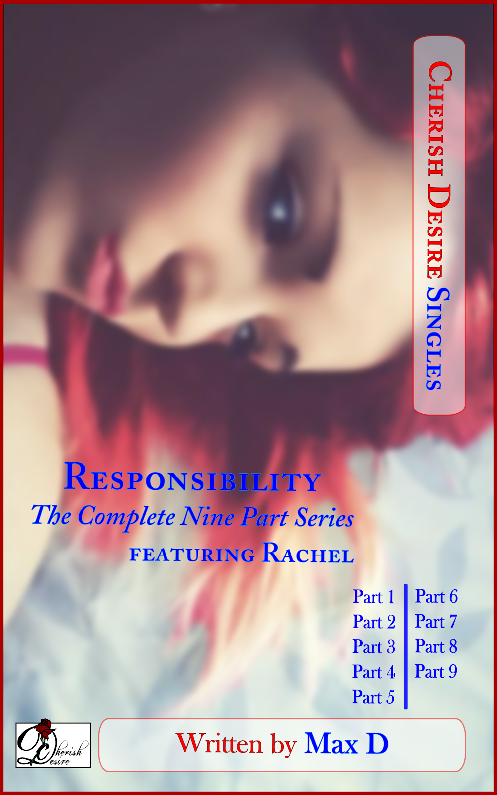 Cherish Desire Singles: Responsibility (The Complete Nine Part Series) featuring Rachel, Max D, erotica