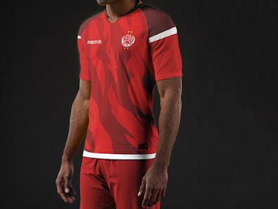Futsal Player Jersey Mockup Terbaru