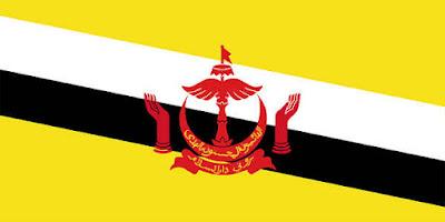 علم بروناي الوطني