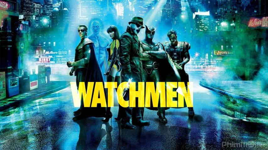 Người Hùng Báo Thù - Watchmen (2009)