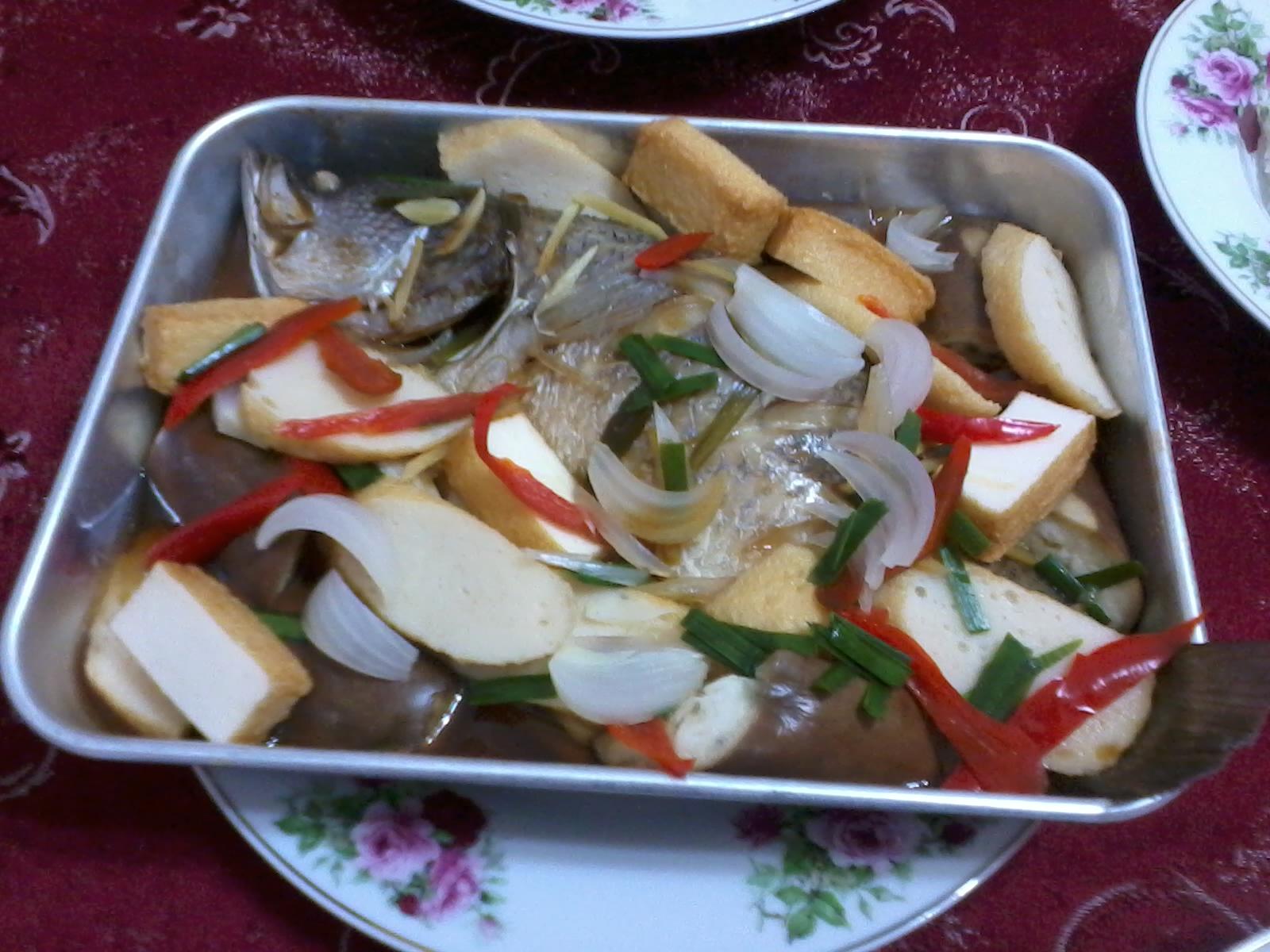 resepi ikan gerut masak asam pedas resep masakan khas Resepi Sup Sayur Kelantan Enak dan Mudah