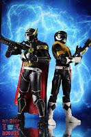 Power Rangers Lightning Collection Magna Defender 43