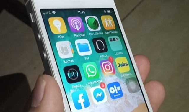 Cara Screenshot di iPhone 6 Tanpa Tombol Home
