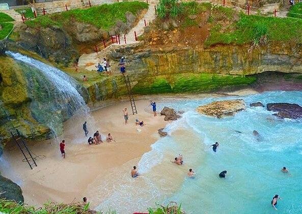 Fasilitas Pantai Banyu Tibo