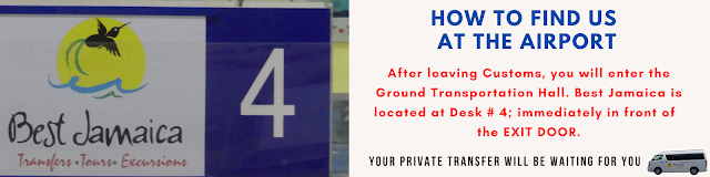 Private Airport Taxi Service Montego bay