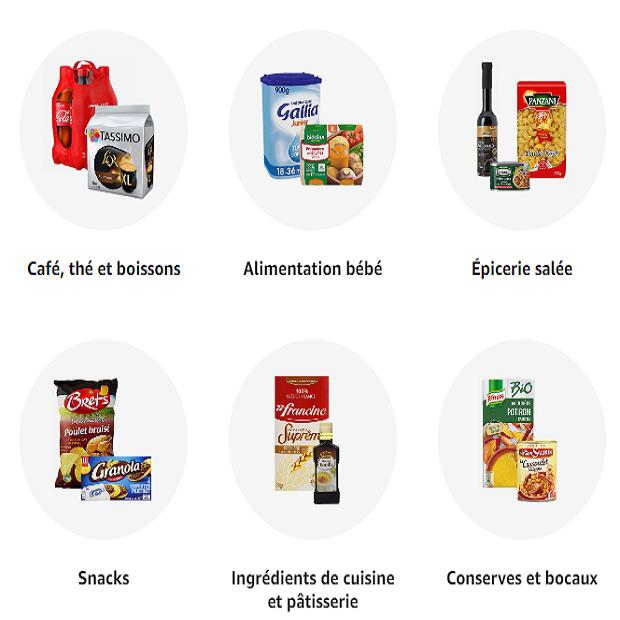 ÉPICERIE, BOISSONS ET PRODUITS D'ENTRETIEN : Amazon.fr - Achat en ligne dans un vaste choix sur la boutique Epicerie.