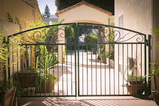 driveway gate repair encino