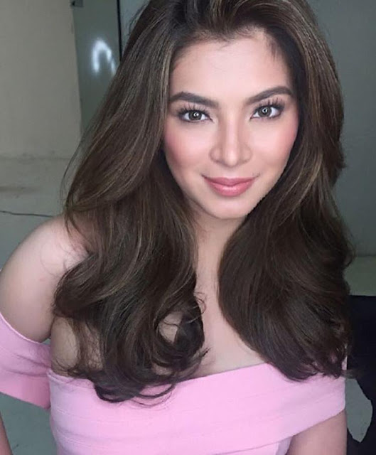 This Fan Got Starstruck After Seeing Angel Locsin In Person