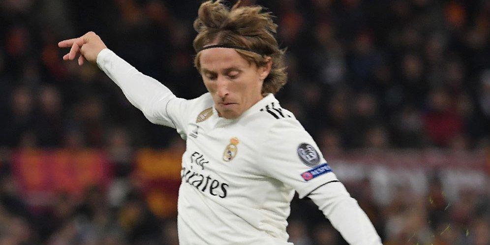 3 Calon Suksesor Luka Modric di Real Madrid